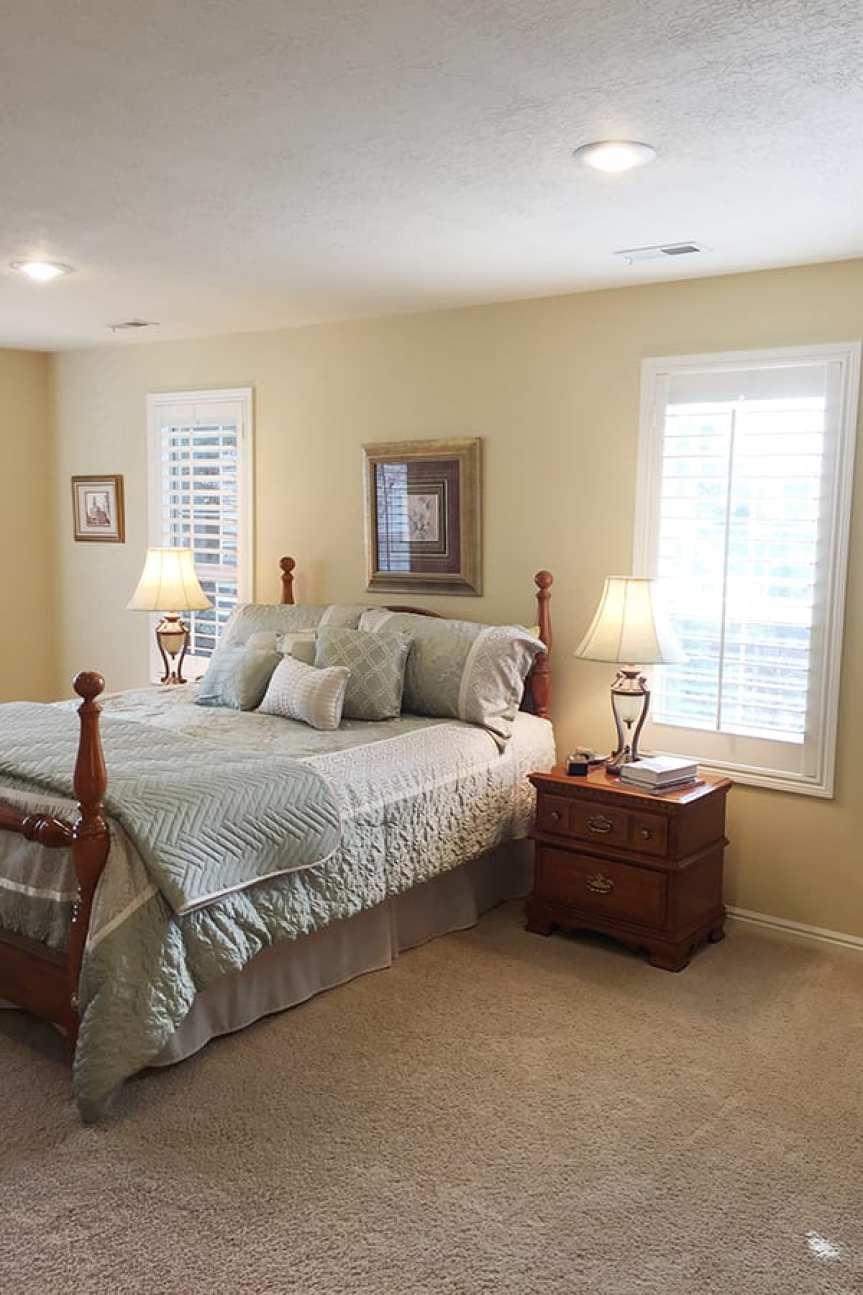 Master Bedroom Remodel Ideas Before After