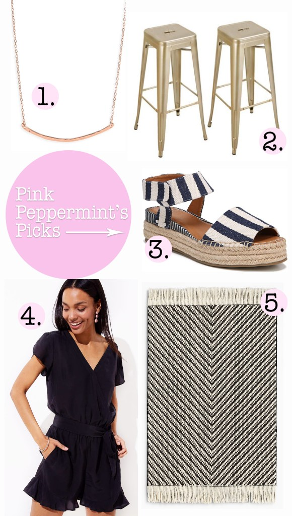 Pink peppermints picks may 10th