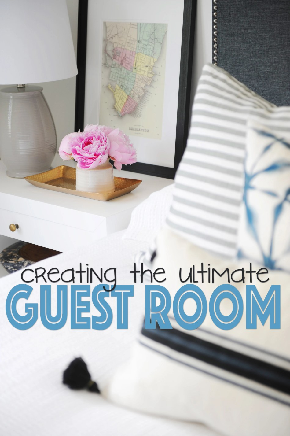 Guest room must haves