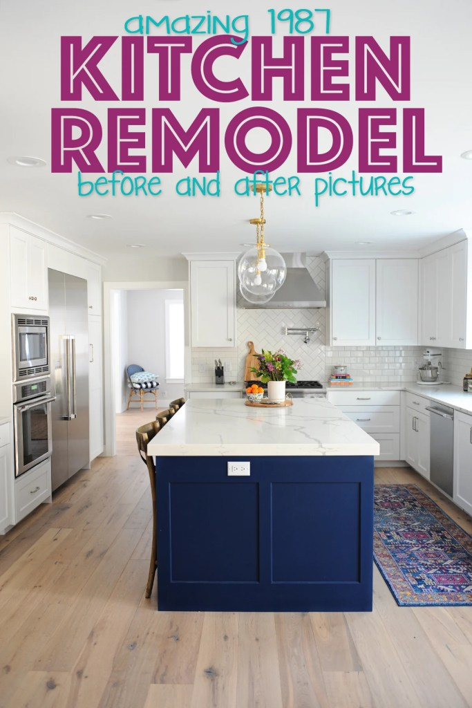 Remarkable Behind the Scenes 1987 Kitchen Makeover Pictures