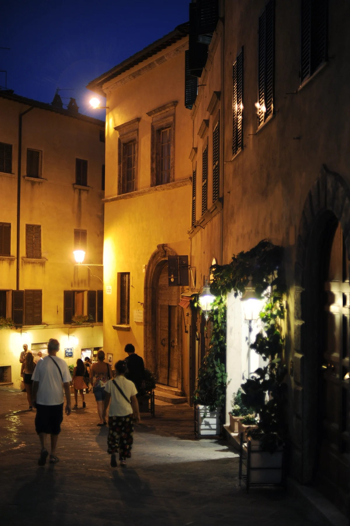 montepulciano italy tuscany villages