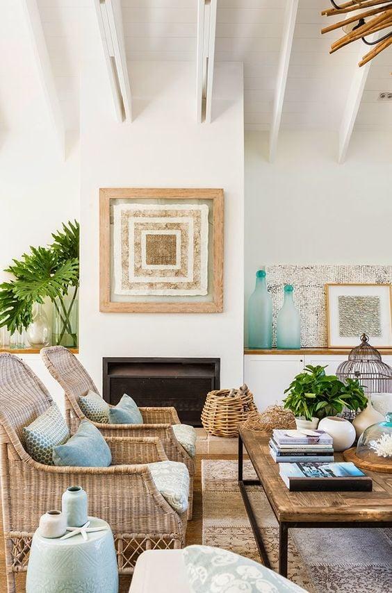 modern coastal decor living room decorating ideas