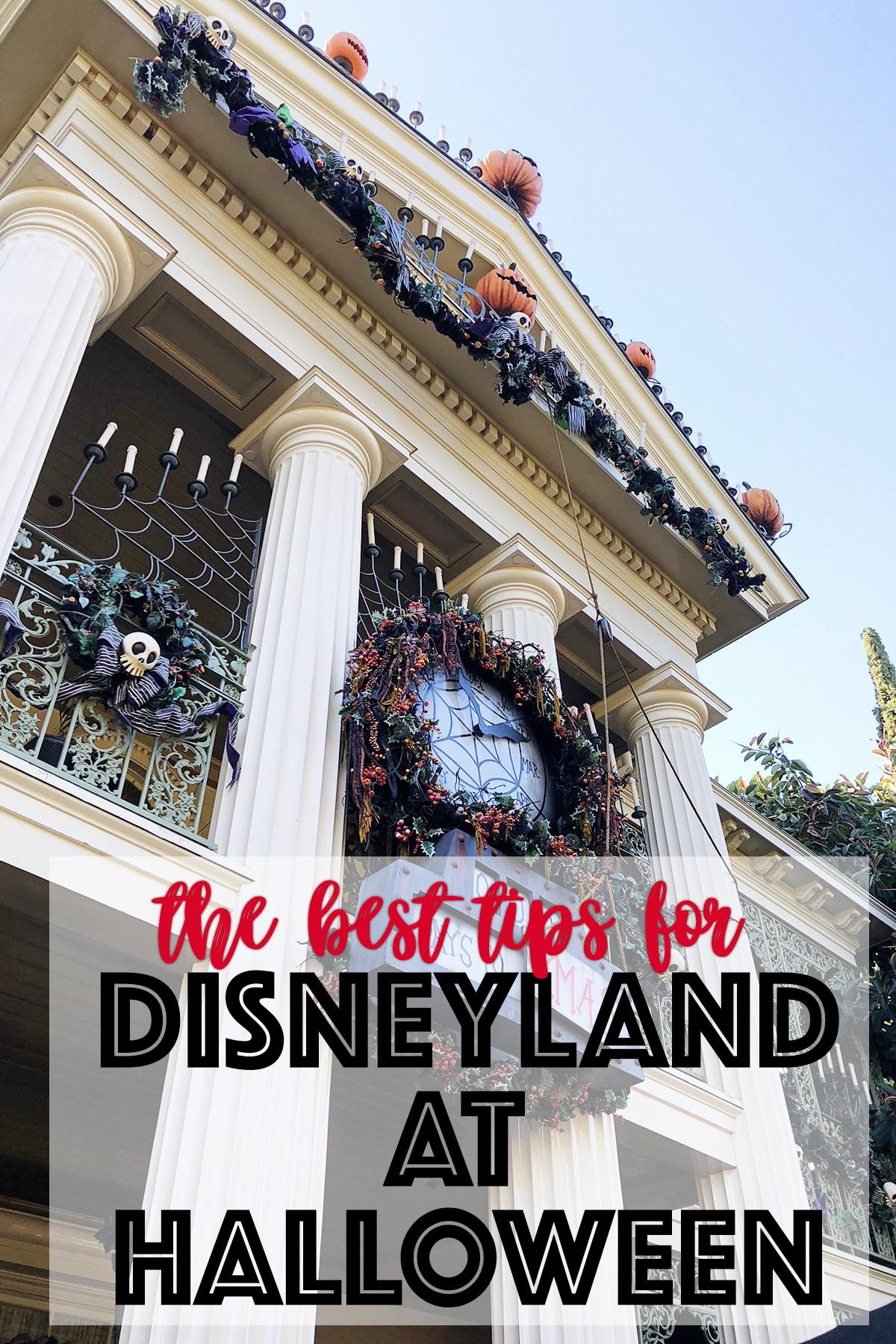 Best Disneyland Halloween Time Tips