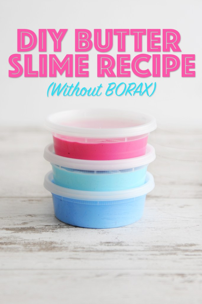 The Best DIY Butter Slime Recipe Made With Clay (No Borax)