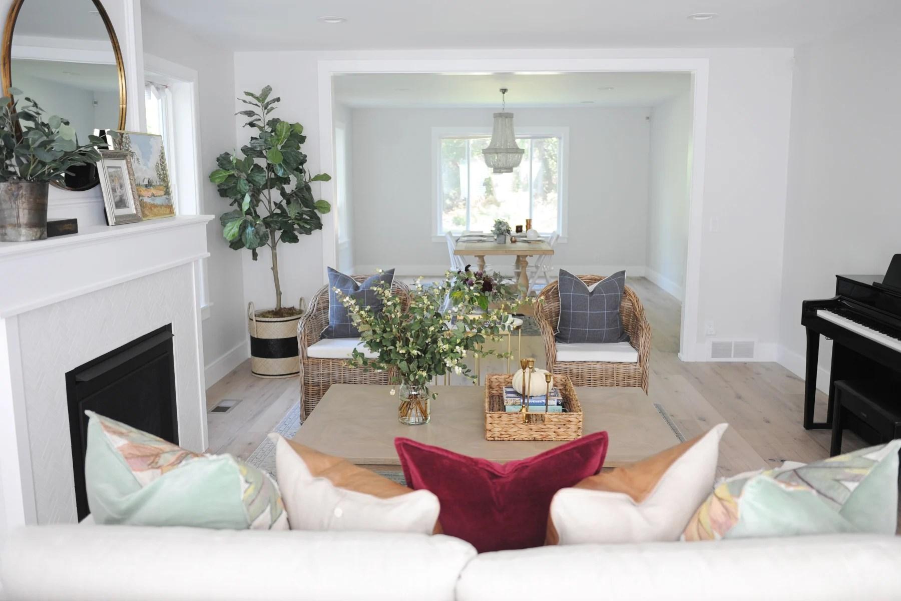 beautiful home decorating