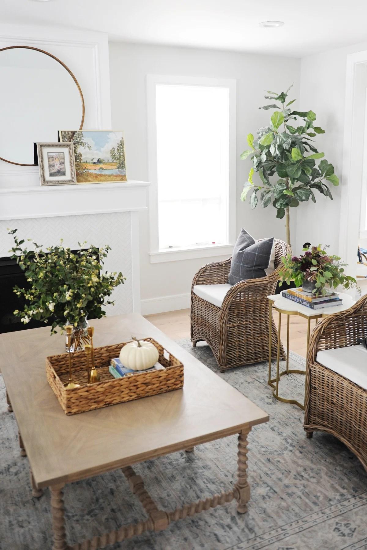 Fall living room 2