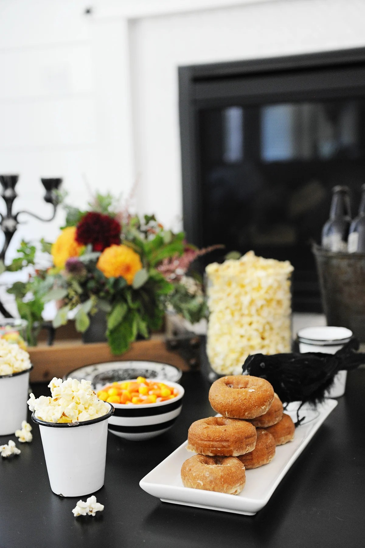halloween movie party ideas