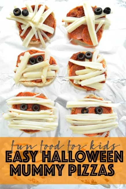 halloween food ideas for kids