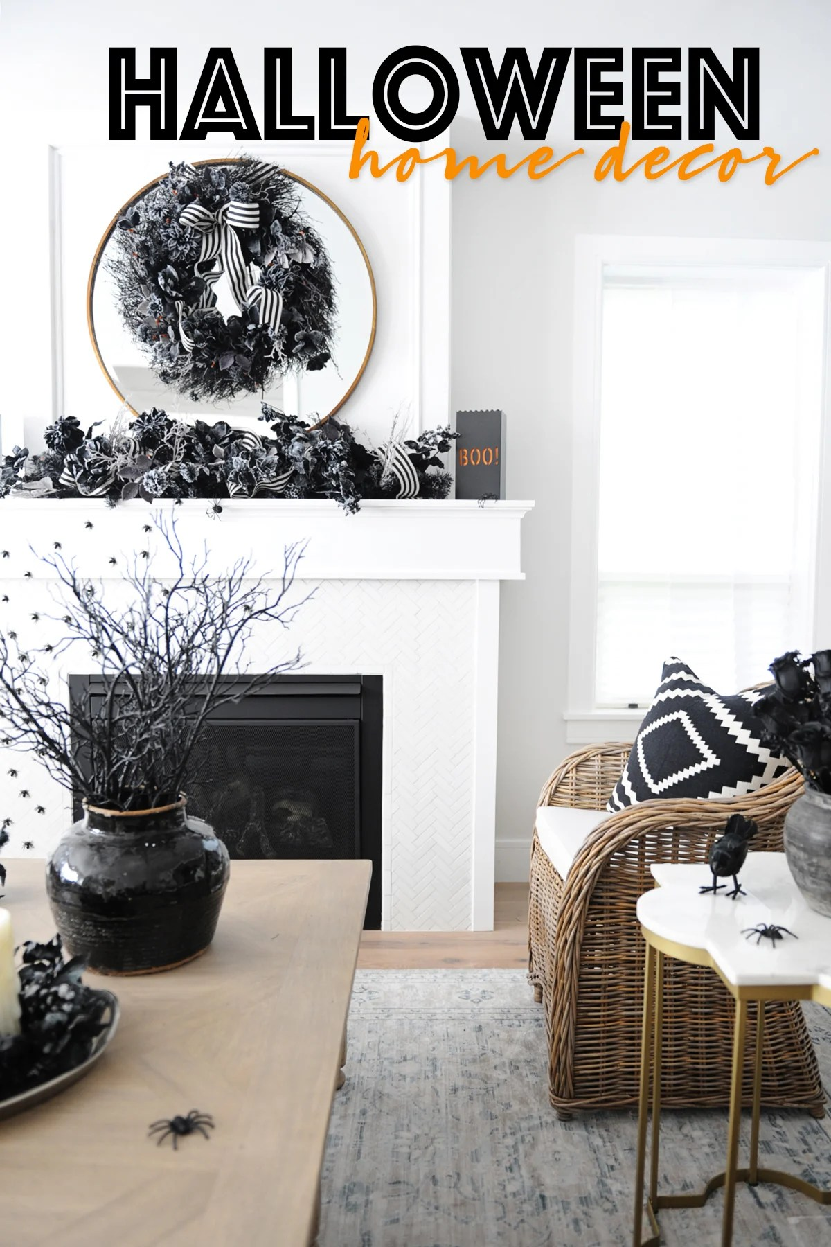 Enchanted Halloween Decorating Ideas With Balsam Hill