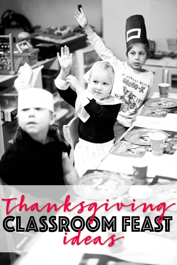 thanksgiving feast for kids
