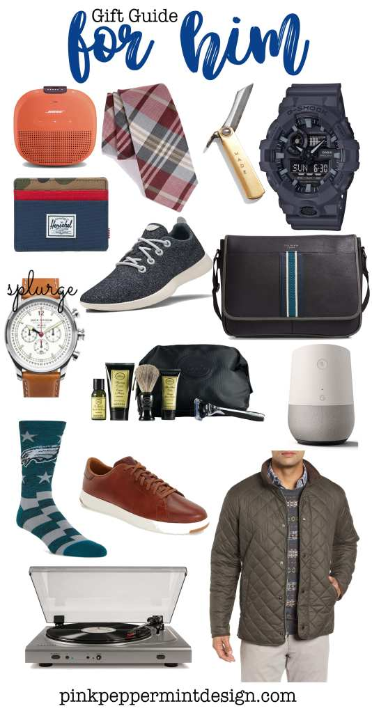Gift guide for dad