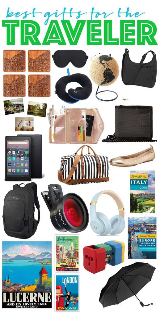 Gifts for the traveler gift guide