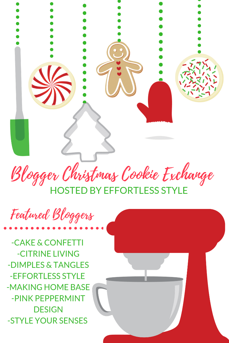 New blogger christmas cookie exchange 1