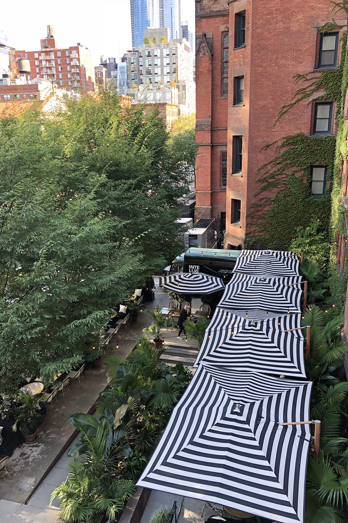 Boutique hotels in chelsea nyc the high line