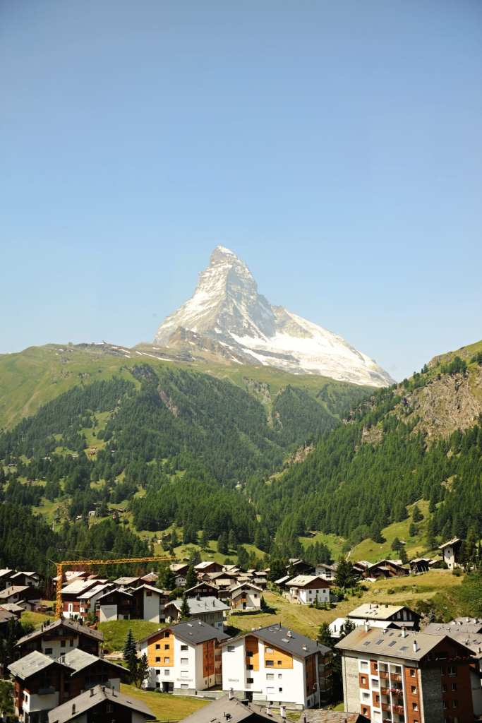 How to Get to Zermatt : Our Matterhorn Adventure