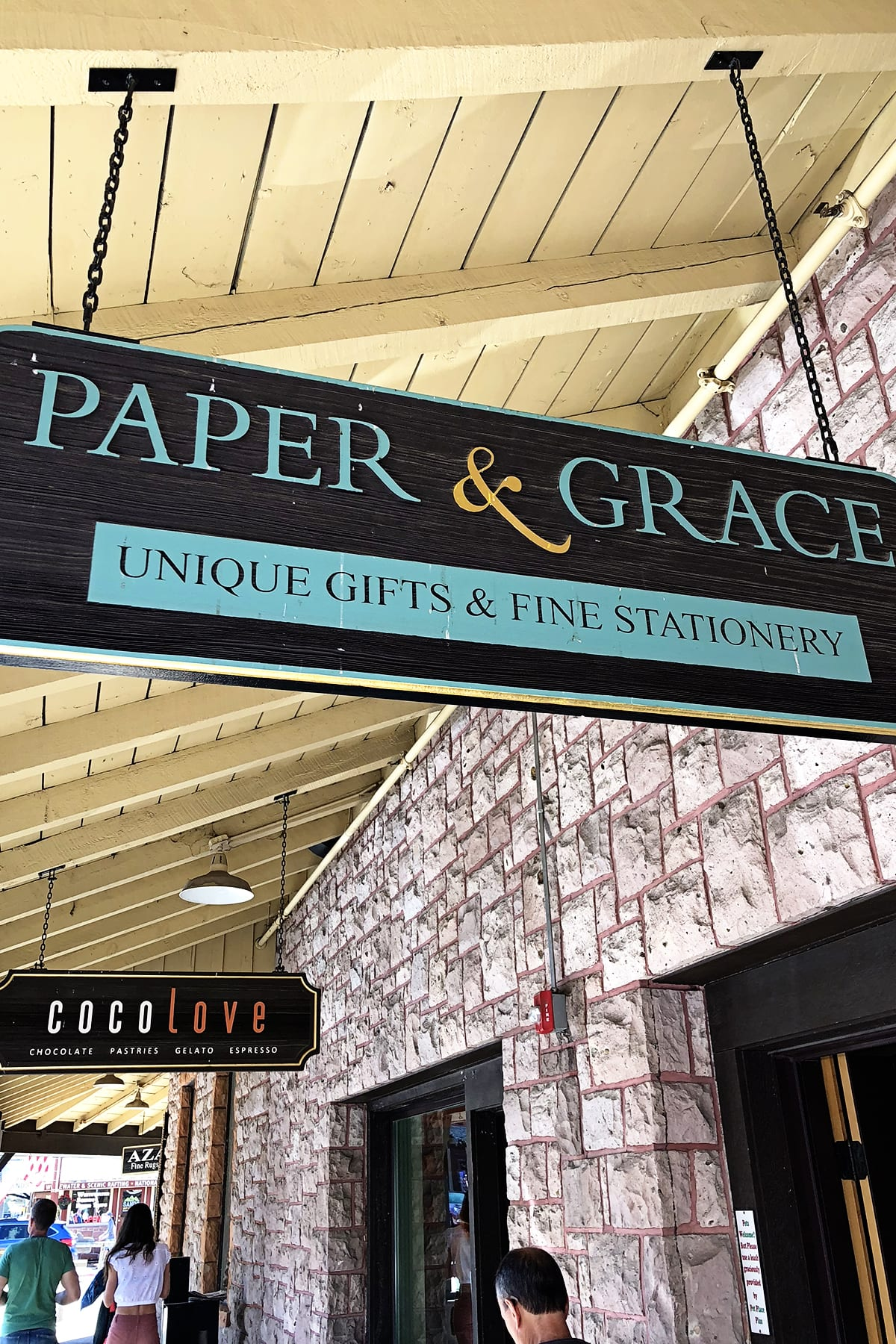 Paper and grace jackson hole WY