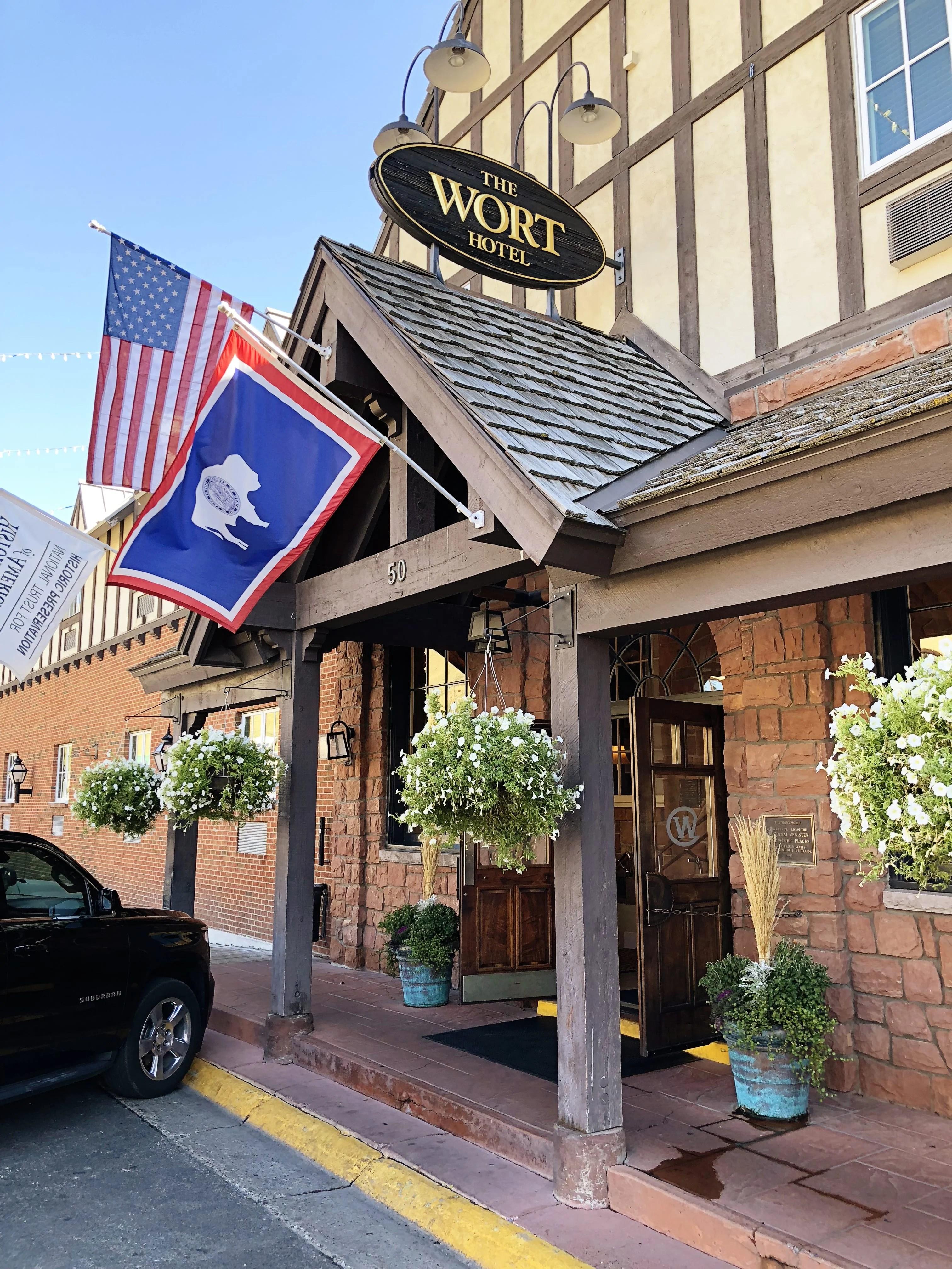 The wort hotel jackson hole