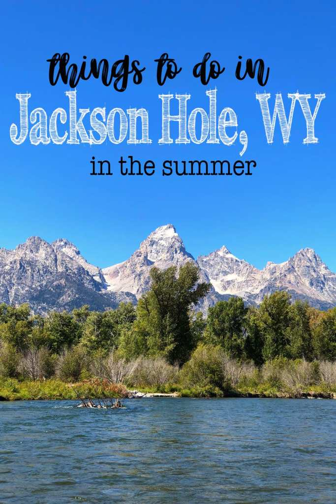 Things to Do in Jackson Hole, Wyoming in September