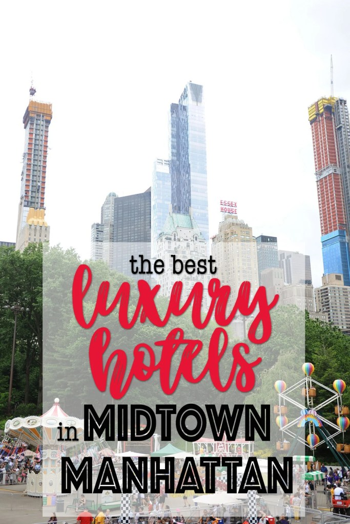 JW Marriott NYC and Other Amazing Luxury Hotels in Midtown NYC