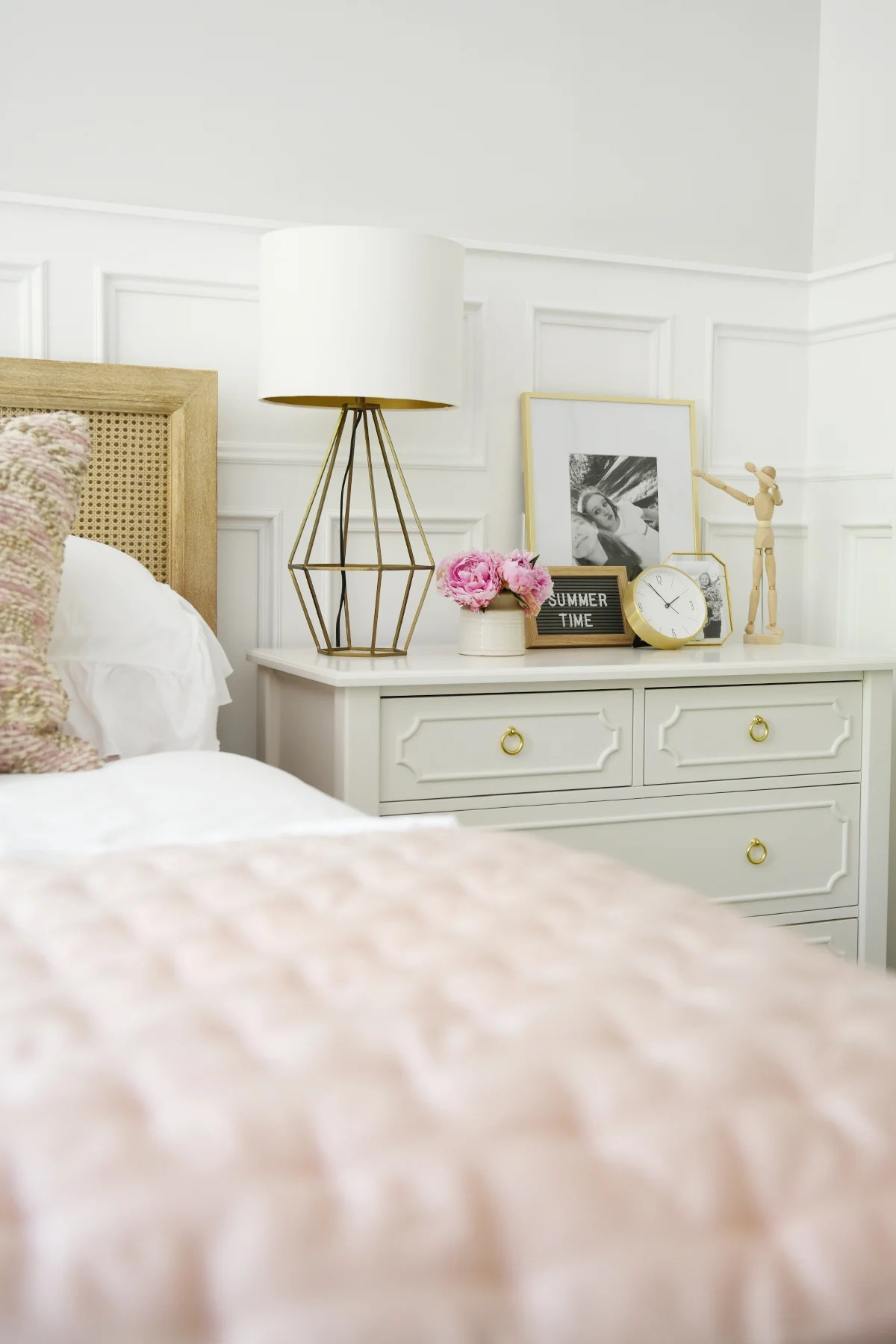 Cute Room Ideas for a Teenage Girl: Teen Bedroom Before ... on Decorations For Girls Room  id=84239