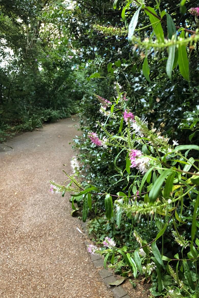 London private parks