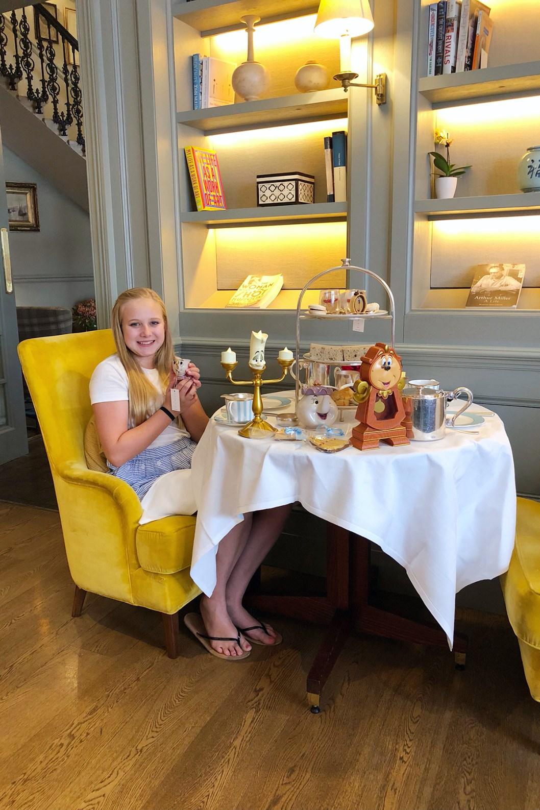 The kensington hotel afternoon tea 2
