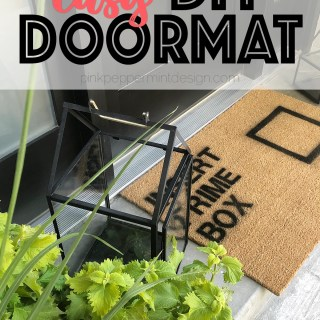 Diy doormat ideas 5
