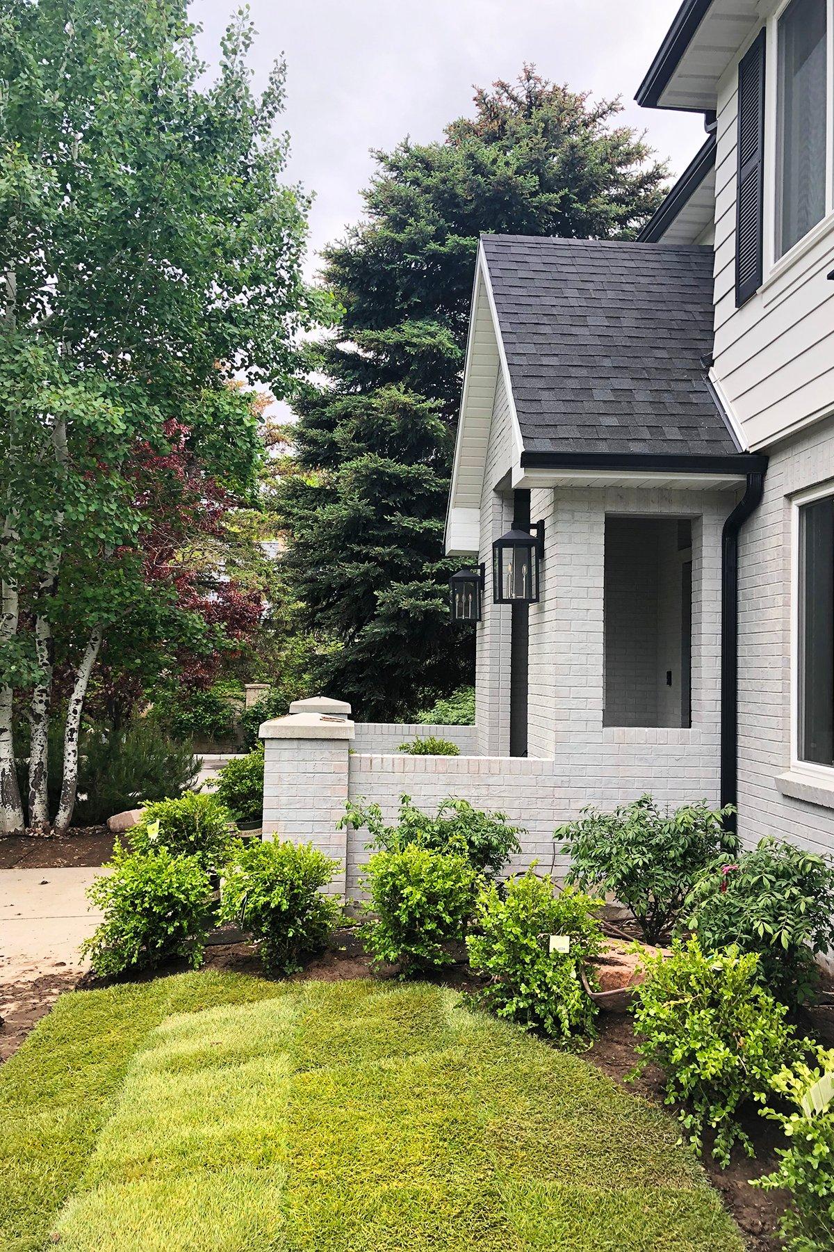 Front Yard Landscape Design Ideas Fusmun