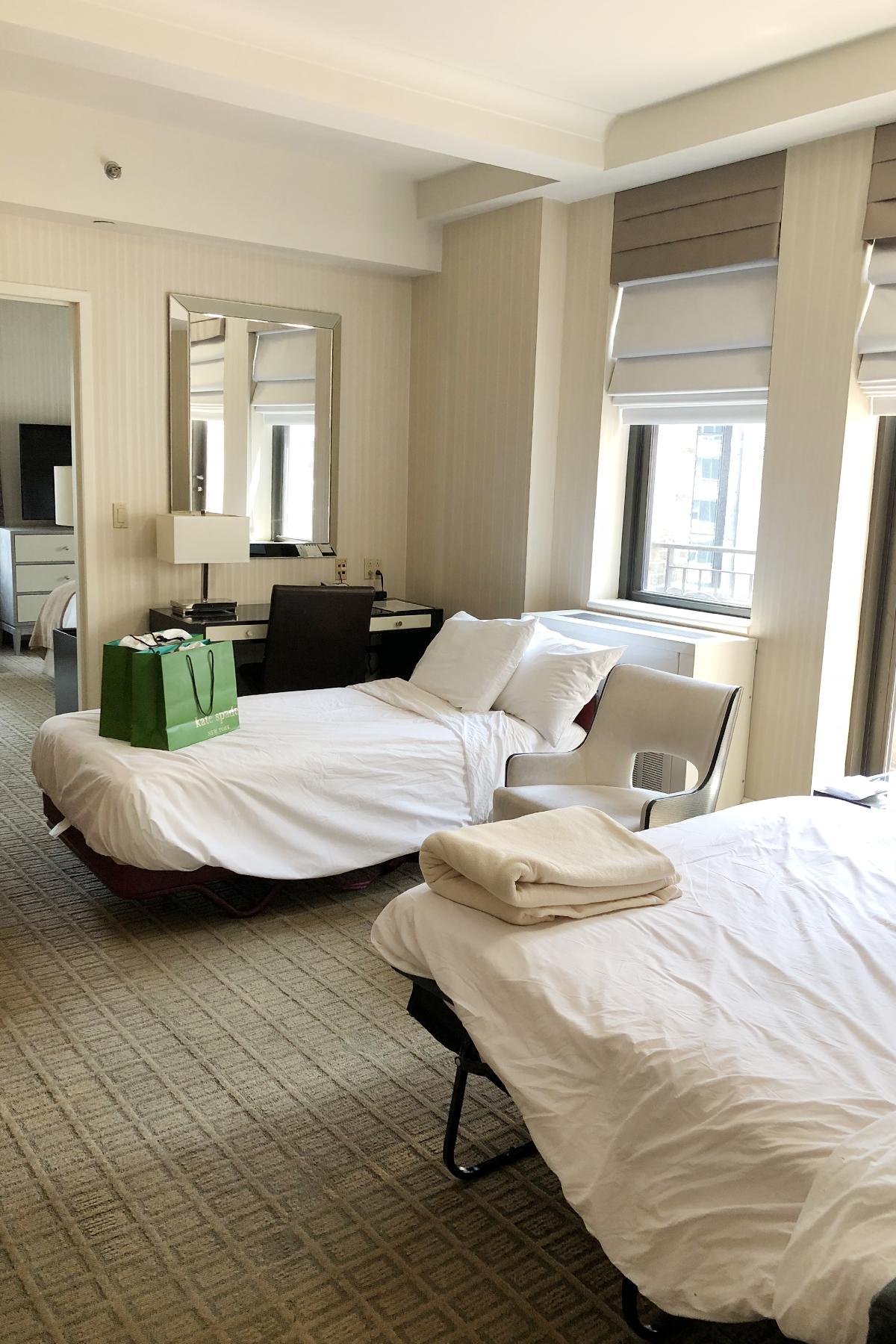 The benjamin hotel nyc