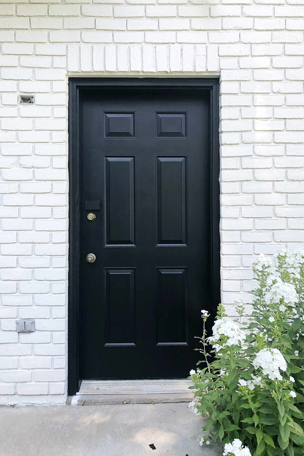 Midway modern farmhouse bak door