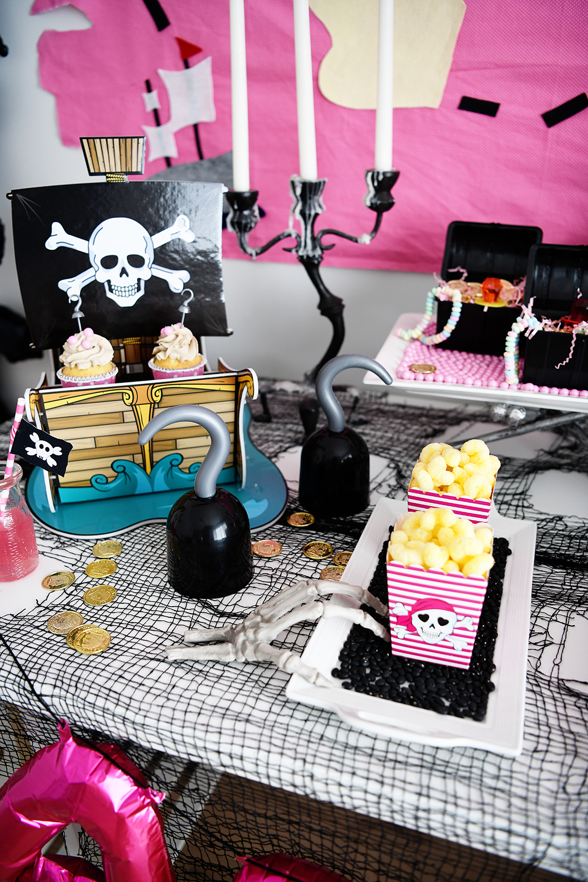 Pirate girl party ideas 3