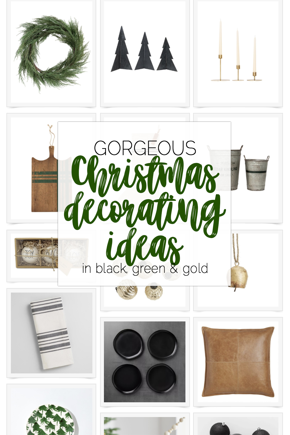 Christmas Decorating Ideas 2019 : Christmas Decor Trends