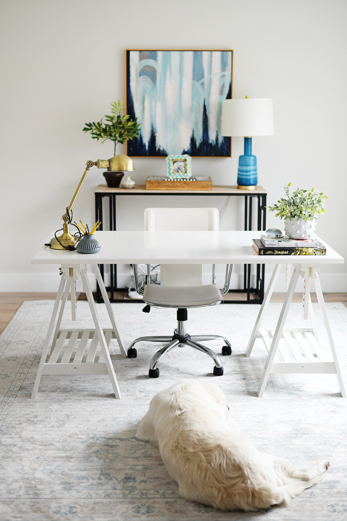 Creating a home office 4