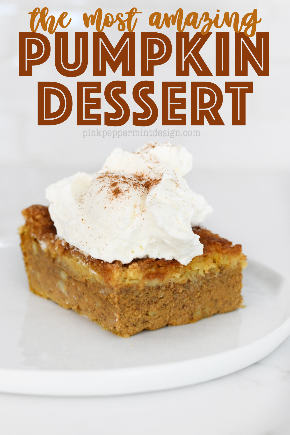 Thanksgiving Recipes : Our Favorite Pumpkin Thanksgiving Dessert