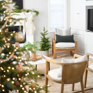 Christmas decor home tour