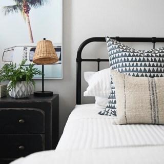beach themed bedroom decor