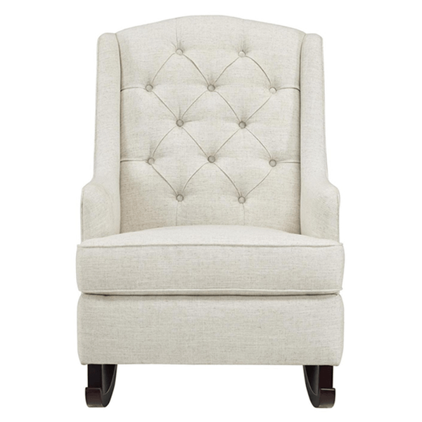 Zoe Tufted Rocking Chair