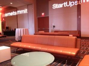 VIP room Internet Summit