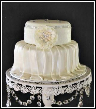 Carrot : dark choc wedding cake