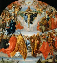 Albrecht_Dürer throne of mercy