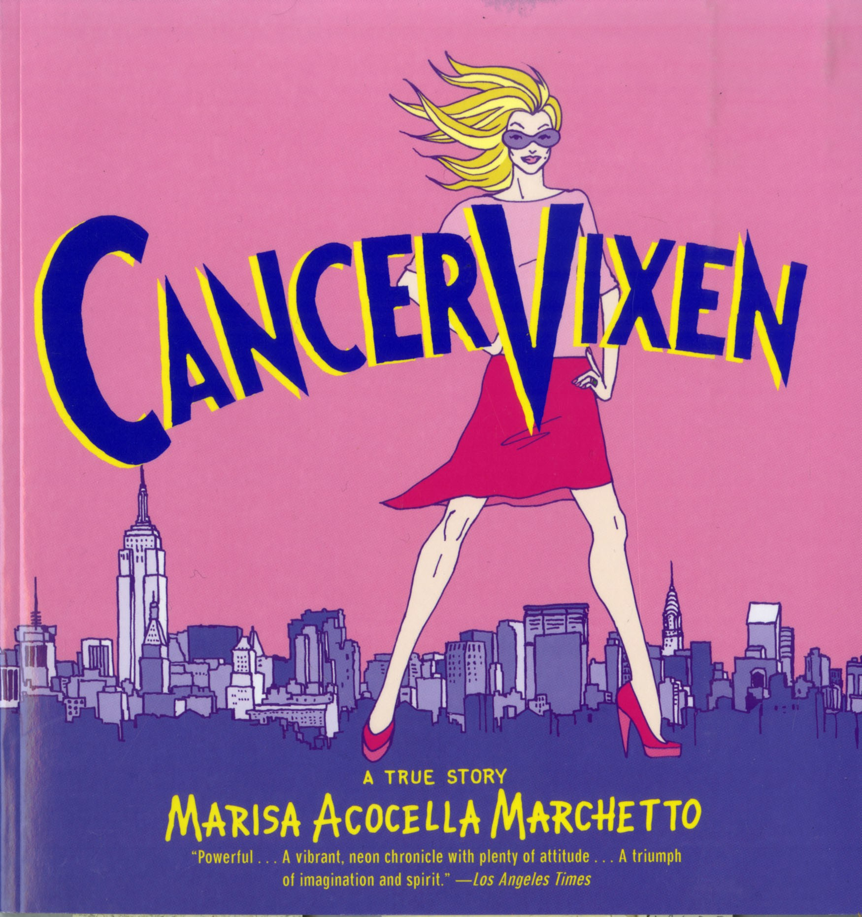 Poster do filme Cancer Vixen