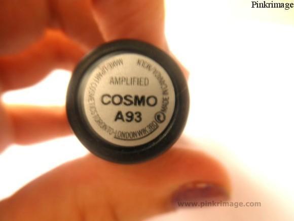 MAC cosmo 4