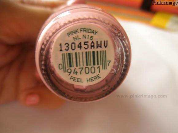 OPI pink friday