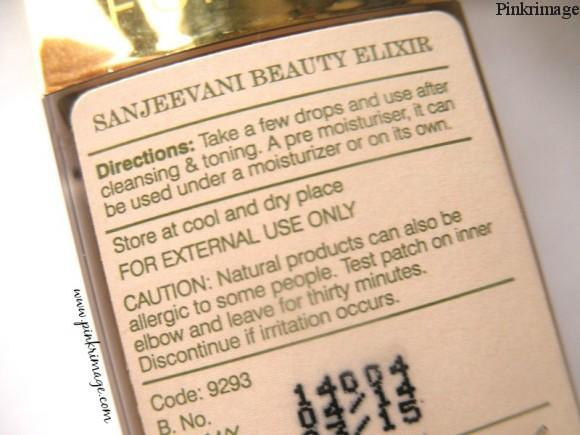 Forest Essentials Sanjeevni Beauty Elixir price