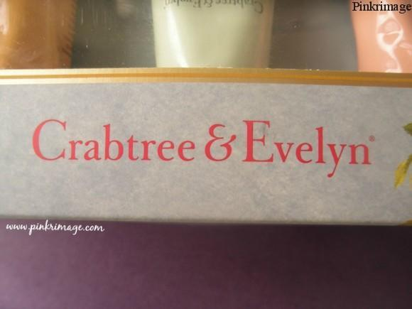 Crabtree & Evelyn Hand Therapy set- Review#1