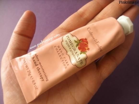 Crabtree & Evelyn hand creams set india