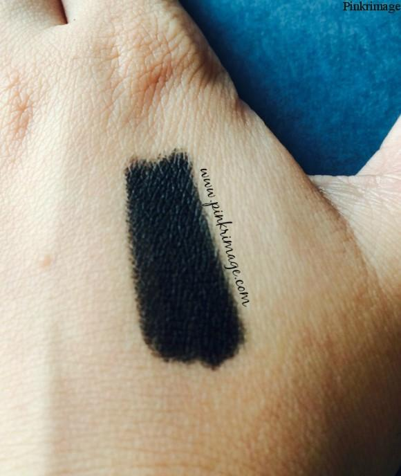 lakme eyeconic kajal black review india