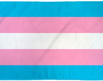 Transgender Flag 5ft x 3ft