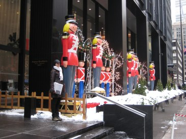 The Nutcrackers of NYC