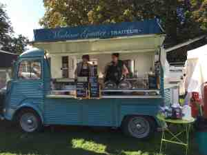 French food truck